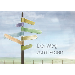 Deutsch: The way to life