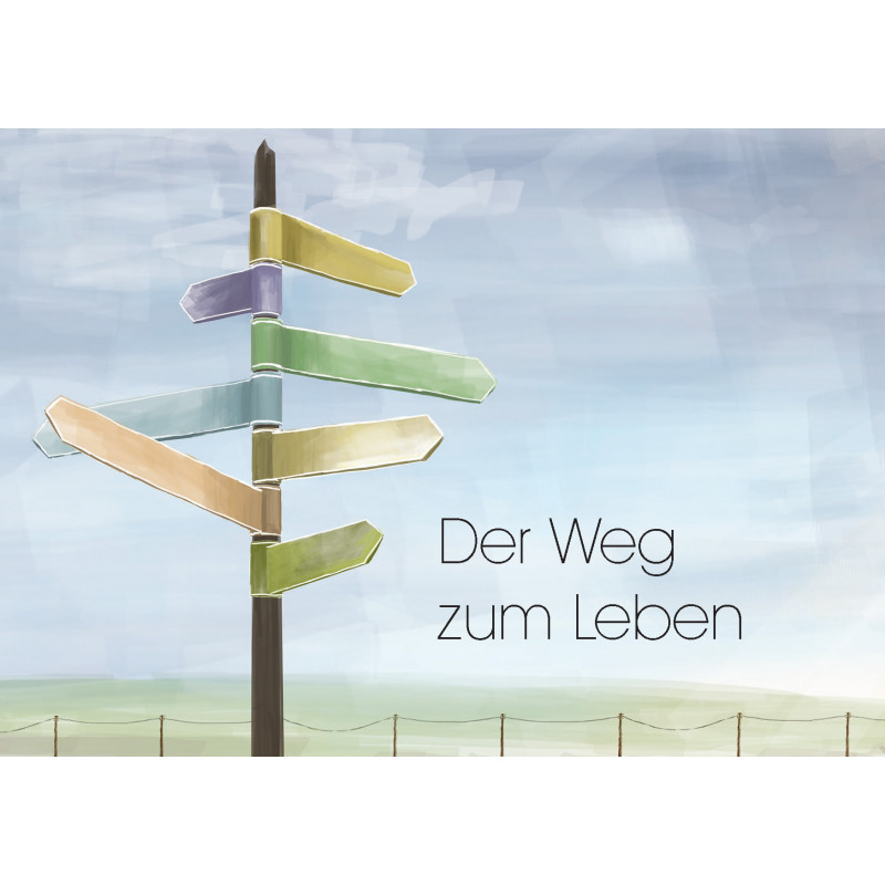 German: The way to life