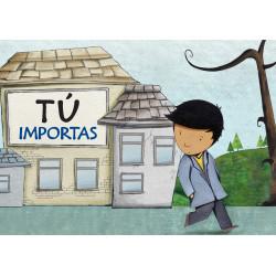 Испанский: You matter