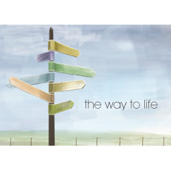 Englisch: The way to life