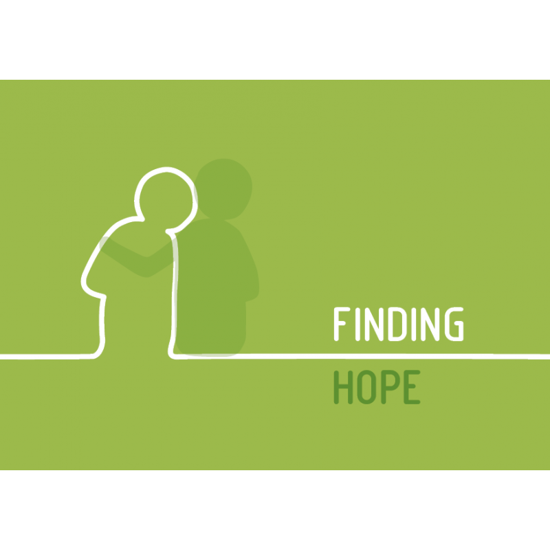 English: Finding hope