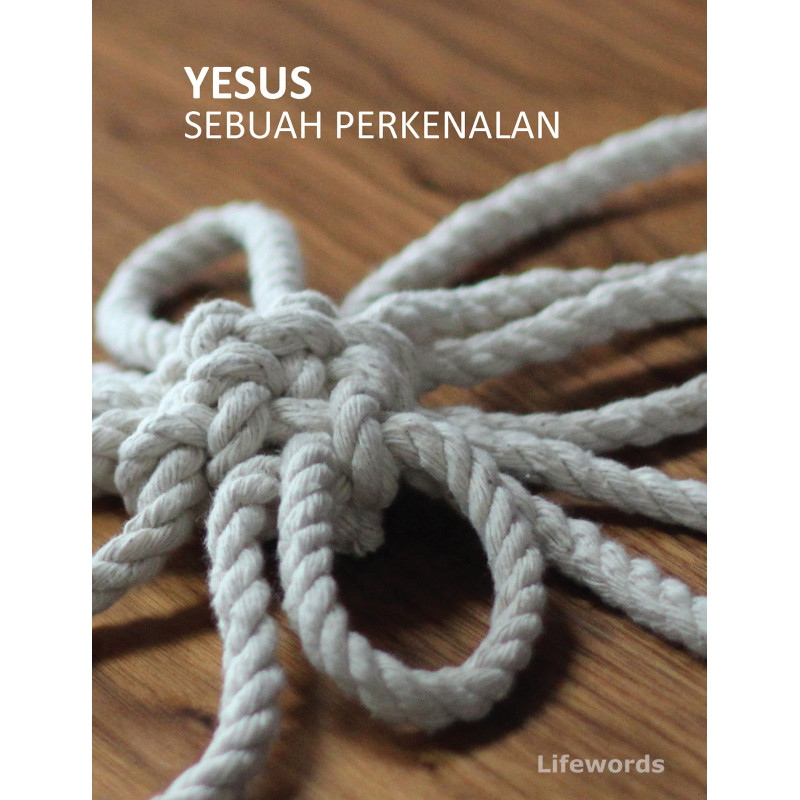 Indonesian: Jesus. An...