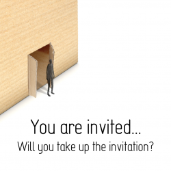 English: An invitation...