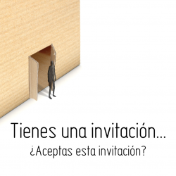 Spanish: An invitation...