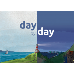 English: Day by day