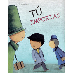 Spanish: You matter (e-book)