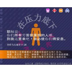 Under pressure - Flash presentation (Chinese Simplified)
