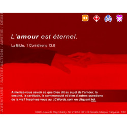 Love - Flash presentation (French)