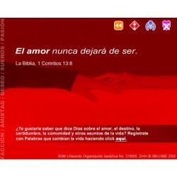 Love - Flash presentation (Spanish)