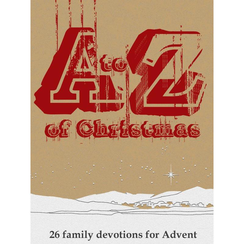 E-book - A to Z Christmas (English)