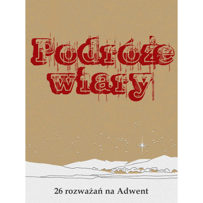 E-book - A to Z Christmas (Polish)