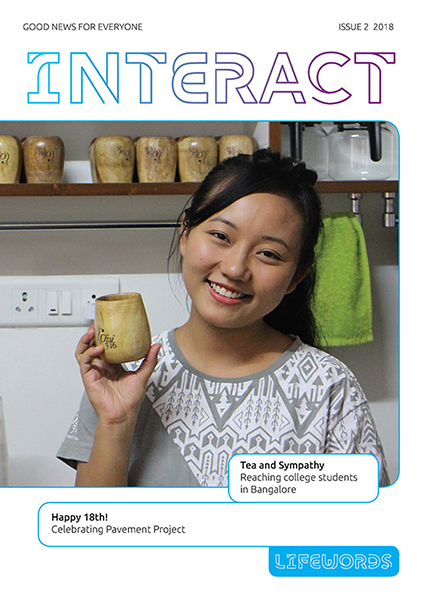 Interact magazine